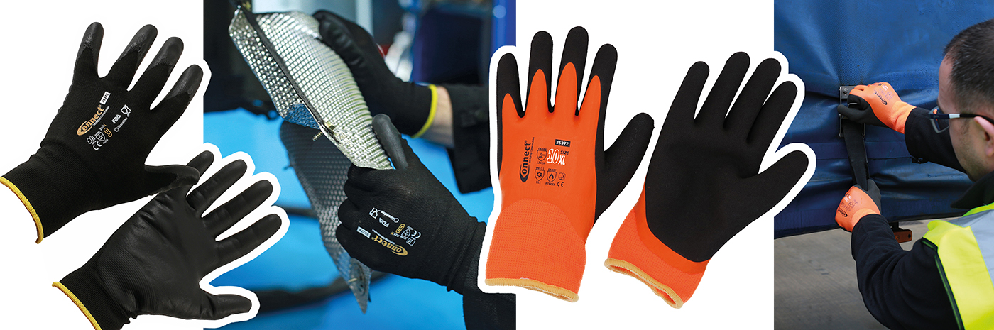 Reusable, professional mechanic's gloves from Connect Workshop Consumables