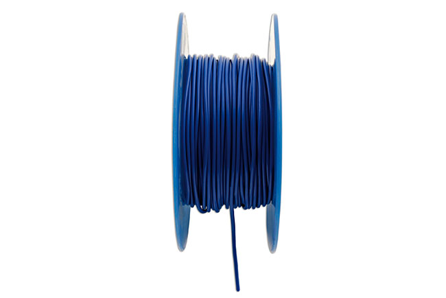 30031 Blue Thin Wall Single Core Cable 28/0.30 50m