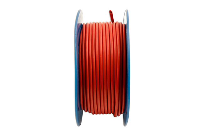 30035 Red Thin Wall Single Core Cable 28/0.30 50m
