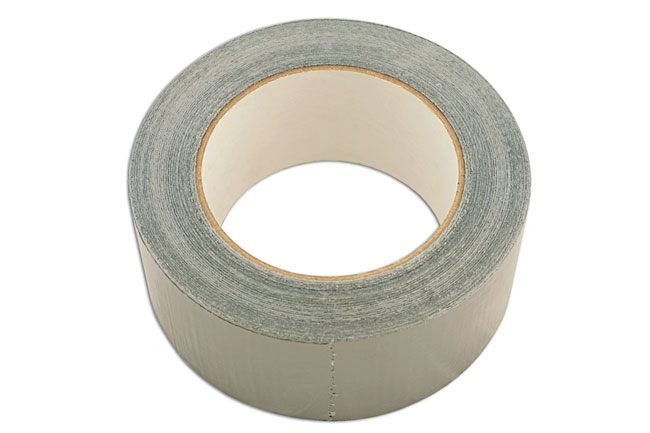 30178 Gaffer Tape/Cloth Silver - Pack 2