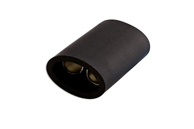 37643 Double Rubber Sleeve for Brass Bullets 50pc