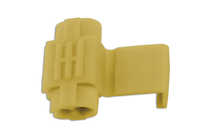 30247 Yellow Splice Connector 4.0-6.0mm 100pc