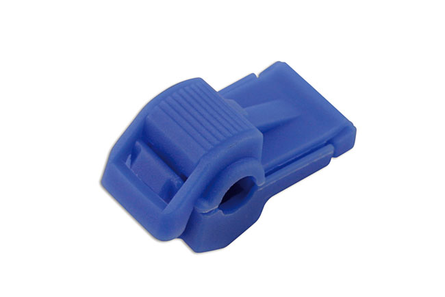 30248 Blue Tap Connector 1.5-2.0mm 100pc