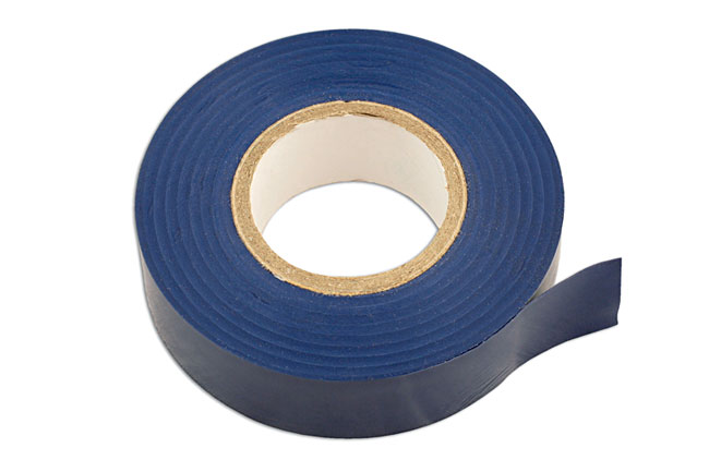 30375 Blue PVC Insulation Tape 19mm x 20m - Pack 10