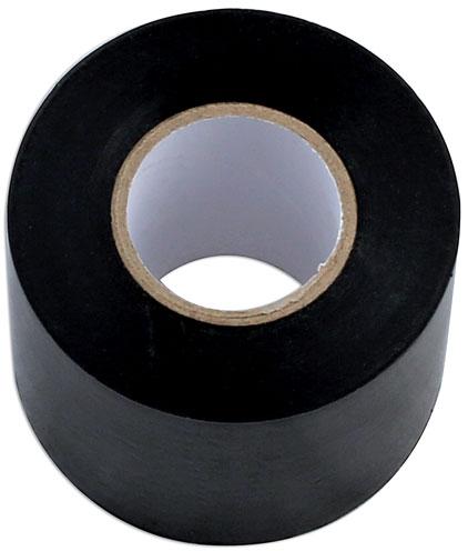 30383 Black PVC Insulation Tape 50mm x 20m - Pack 5