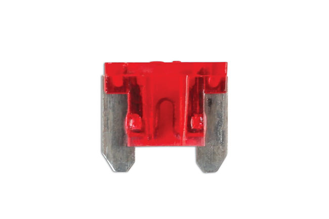 pack of 10 Low Profile Fuse 3 amp