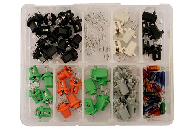 30607 Lucas Panel Bulb 12v Kit - 80 Pieces