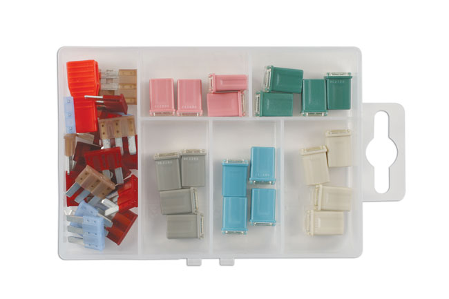 30728 Emergency Fuse Kit - M Type & Micro 3 Fuses - Pack 41