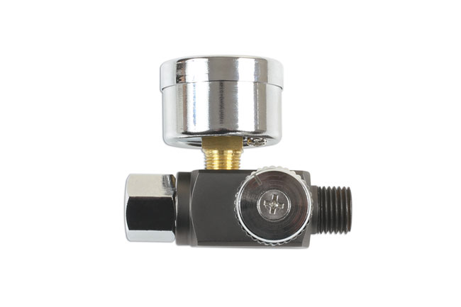 "~/items/xlarge/Left image of Connect Workshop Consumables | 30970 | Needle Air Regulator 1/4"" for Spray Guns"