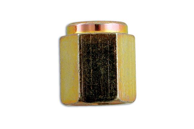 31187 Female Brake Nut 10 x 1mm - Pack 50