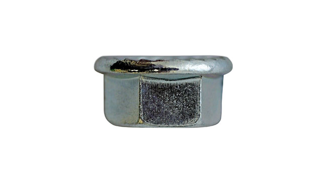 31369 Serrated Flange Nuts 10mm - Pack 100