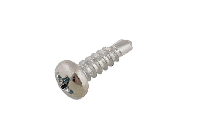 31521 Self Drilling Screw Pan Head Ph 10 x 1 1/2 - Pack 100