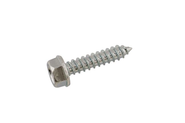 31559 Sheet Metal Screws No.10 x 3/4in - Pack 100