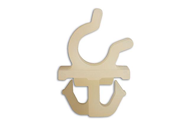 31590 General Trim Clip Bonnet Prop Rod Clip for Toyota 50pc