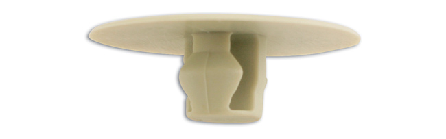 31615 Button Clip Bonnet Insulation Retainer for Mitsubishi -Pk 50