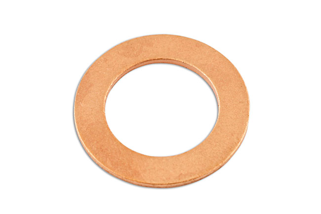 31716 Sump Plug Washer-Copper 14 x 19 x 2.0mm - Pack 50
