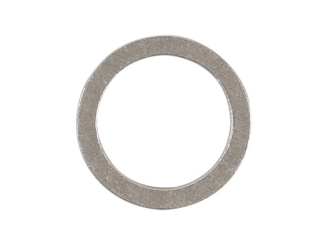 31721 Sump Plug Aluminium Washer 12 x 15 x 1.5mm - Pack 50