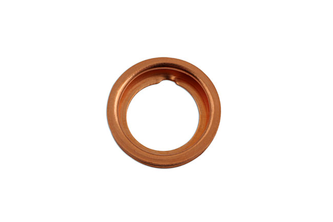 31724 Sump Plug Washer Copper 12 x 17 x 2.0mm - Pack 50
