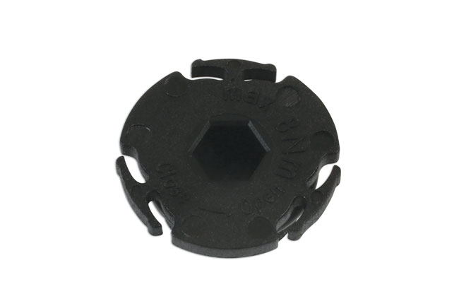 31774 Plastic Sump Plug To Suit BMW - Pack 1