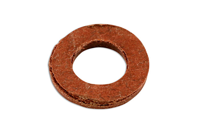 Pack 100 Connect 31790 Fibre Washer Metric M5 x 9 x 1.0mm