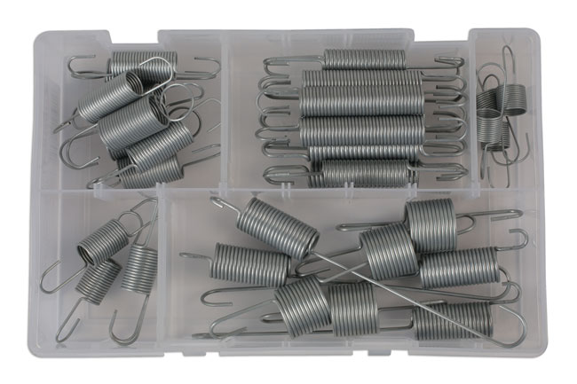 31845 Assorted Clutch & Accelerator Springs - 36 Pieces