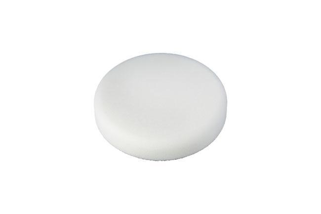 32270 Cutting/Compounding Flat Velcro White Pad 1pc