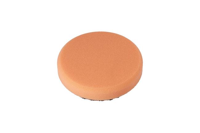32271 Polishing Flat Velcro Orange Pad 1pc