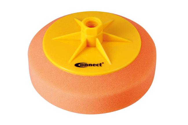32283 Polishing Foam Head Ball Series Orange Pad 1pc
