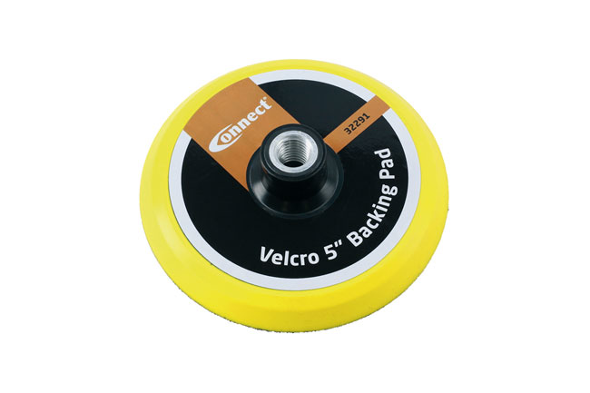 "32291 Velcro 5"" Backing Pad 1pc"