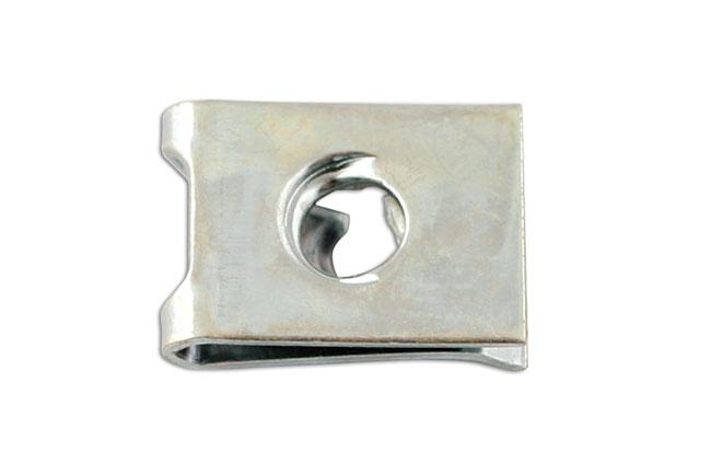 32710 J-Nut No.10 4.8mm 100pc