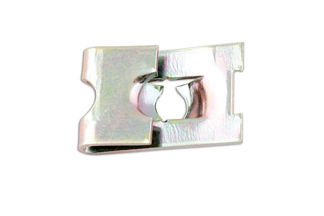 32709 J-Nut No.8 4.2mm 100pc