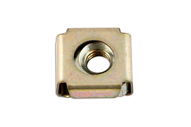 32716 Cage Nut  10.0mm x 1.6mm Panel 100pc
