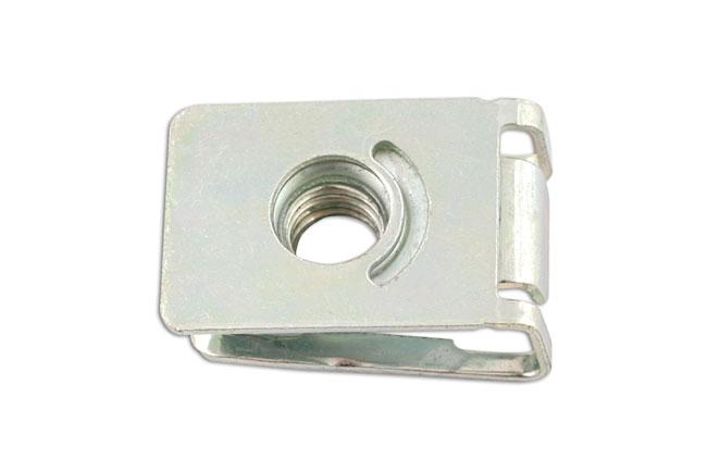 32732 Chimney Nut  6.0mm 10pc