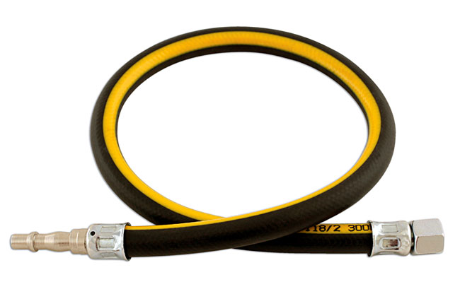 ID Connect Tyre Shop Air Line Hose 35170 1//4in 2.7m