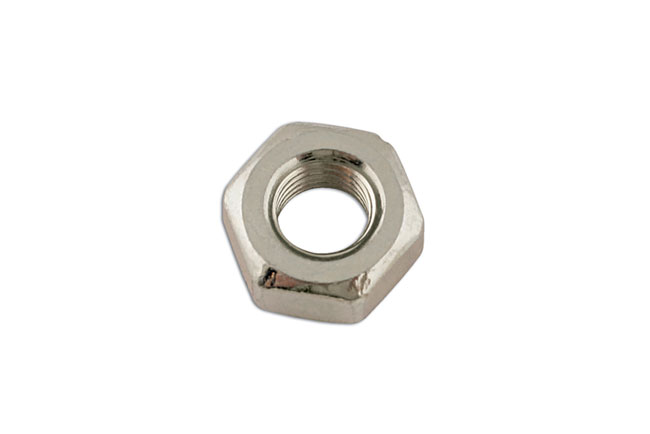 Connect Plain Steel Metric Full Nut M6 Pack Of 200-31346L
