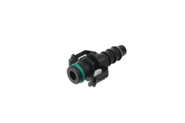 34042 Common Rail Quick Release Connector Straight 10mm - Pack 5