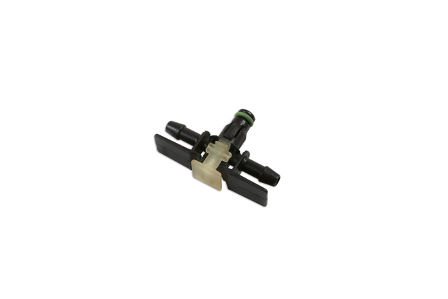 34050 Common Rail Snap 2 Way Connector - Pack 5
