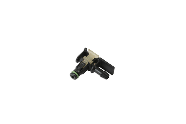34051 Common Rail Snap 1 Way Connector - Pack 5