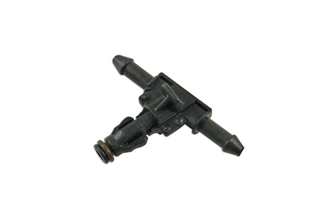 34064 Fuel Line 2 Way Angled Connector - Pack 5