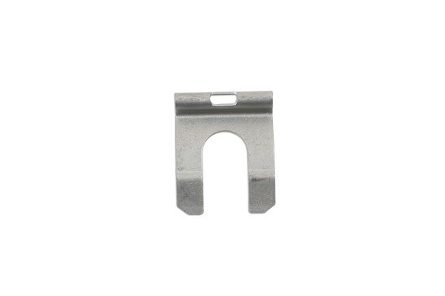 34113 Brake Hose Clips Silver 35.6mm x 28.4mm - Pack 10