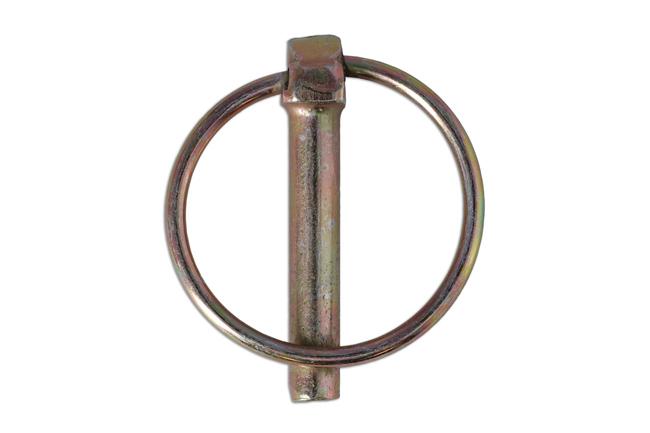 34221 Linch Pin 6mm x 45mm 10pc