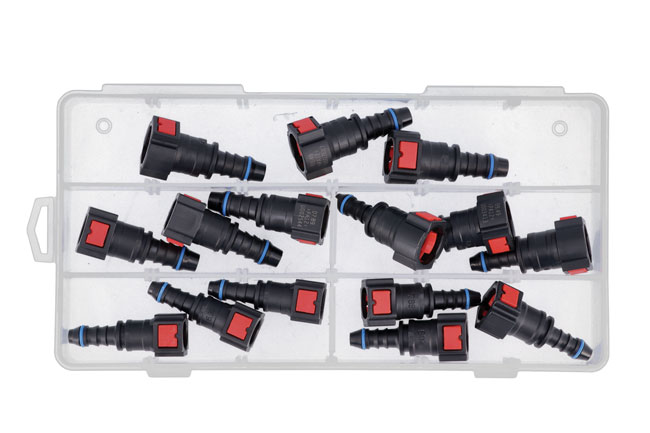 34227 Assorted Straight AdBlue® Quick Connectors 15pc
