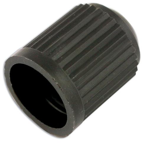 35073 Tyre Valve Caps Plastic Type - Pack 100