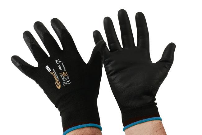 35376 Mechanics Cut Resistant Gloves - XL 3 Pairs