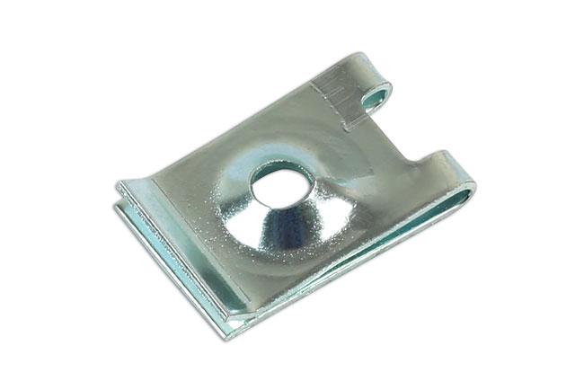 ~/items/xlarge/ image of Connect Workshop Consumables | 36409 | Metal Trim Clip U Nut to suit VAG & Mercedes - Pack 50