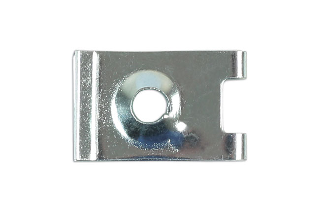 ~/items/xlarge/Top image of Connect Workshop Consumables | 36409 | Metal Trim Clip U Nut to suit VAG & Mercedes - Pack 50