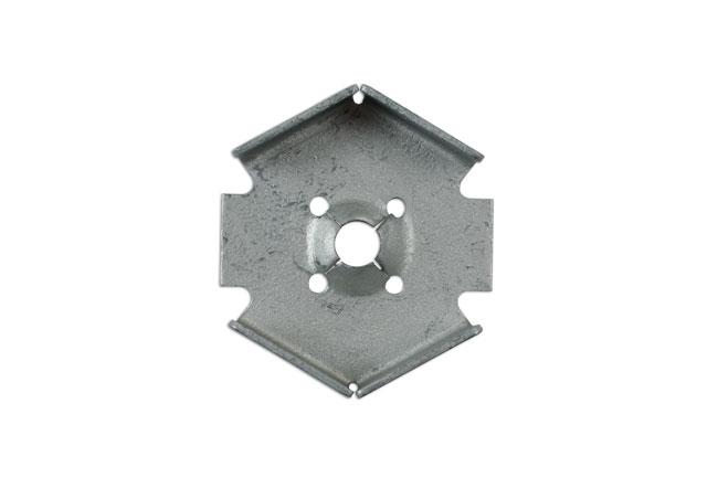 36988 Metal Trim Clip Retainer to suit Ford 10pc