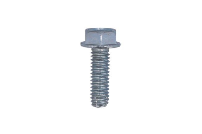 36428 Flanged Hexagon Head Body Screw - Pack 50