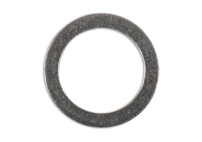 36780 Sump Plug Washer Aluminium 12mm x 17mm x 1.5mm - Pack 10