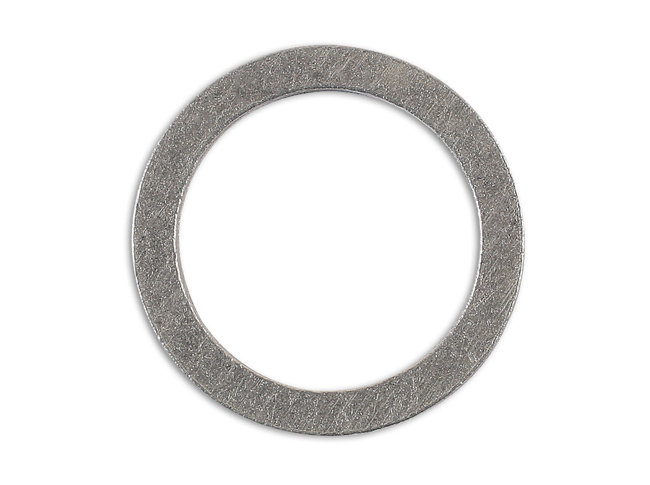 36791 Sump Plug Aluminium Washer 12mm x 15mm x 1.5mm - Pack 10